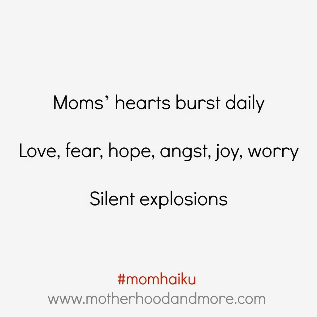 Poetry For Parents Mom Haiku Collection 1 Motherhood And More