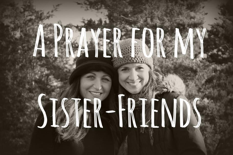 PrayerSisterFriends