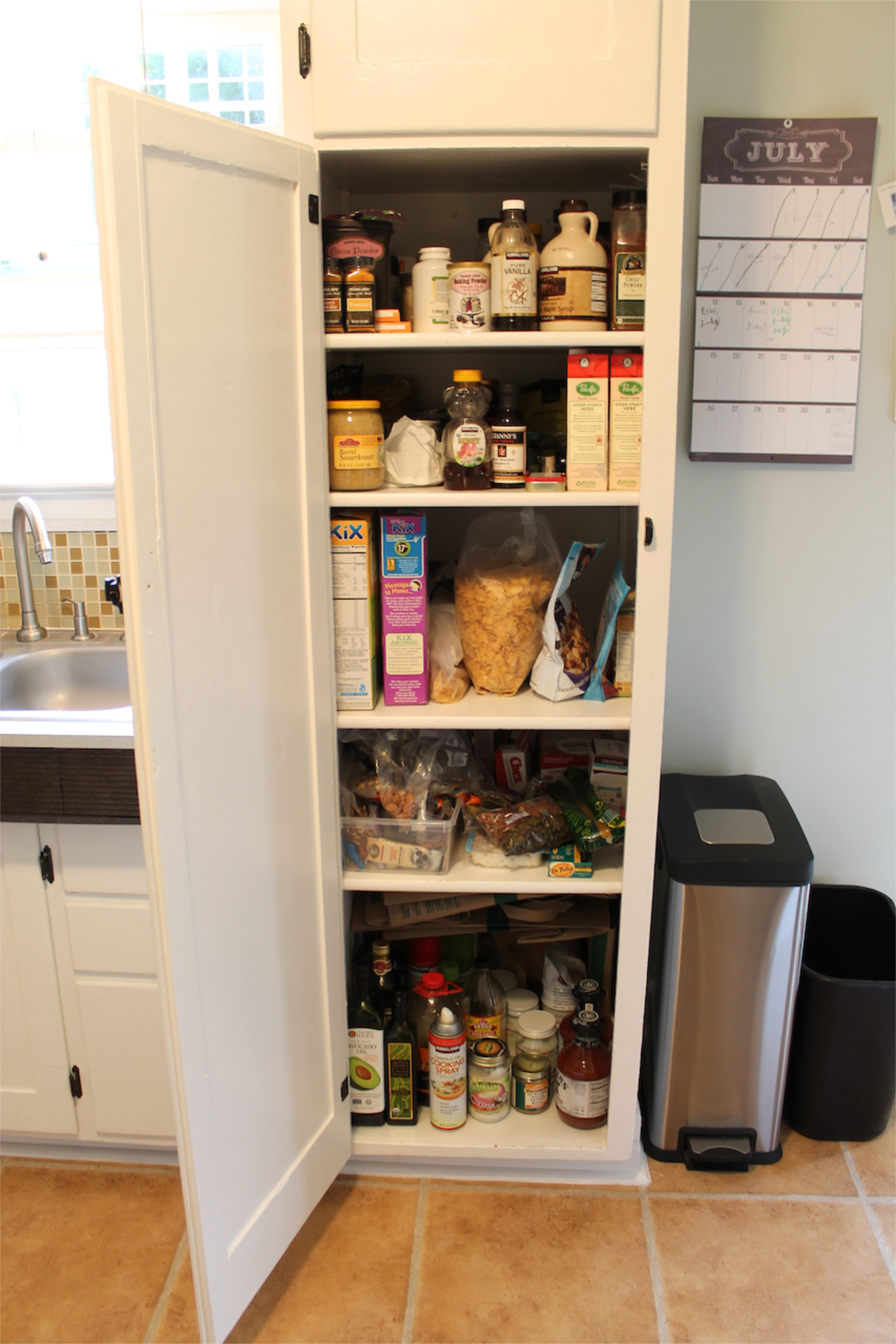 Pantry For Small Kitchens The Virtues Of A Tiny Vintage Not Open Concept Kitchen