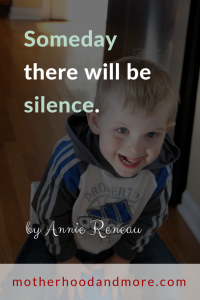 Someday There Will Be Silence