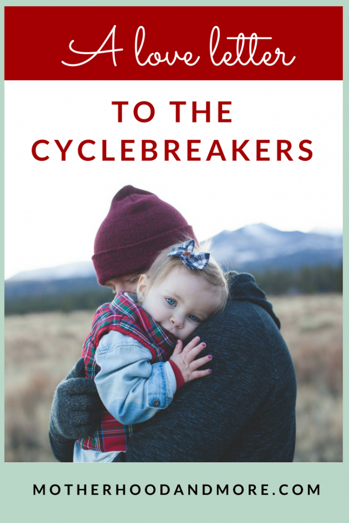 A Love Letter to the Cycle Breakers