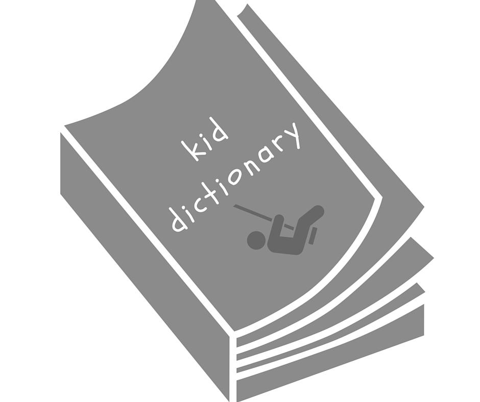 kiddictionary