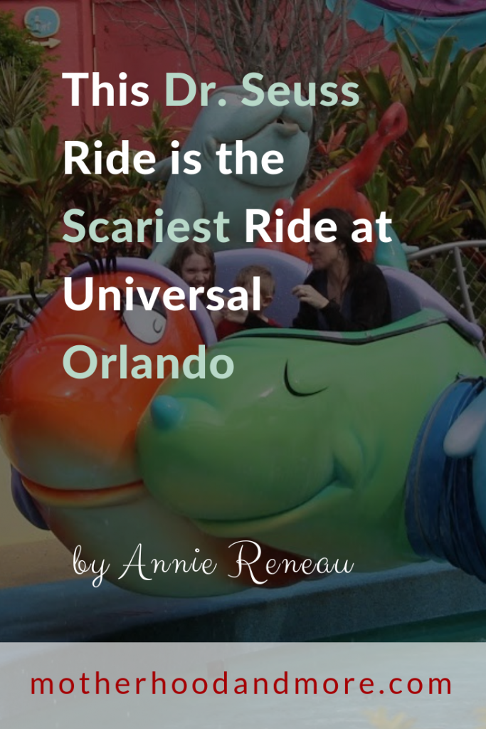 This Dr. Seuss Ride is the Scariest Ride at Universal Orlando