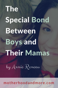 The Special Bond Between Boys And Their Mamas